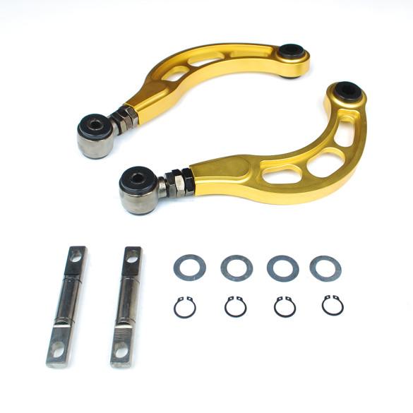 Acura ILX (DE) 2013-21 Gen2 Adjustable Rear Camber Arms Gold