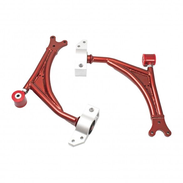 Audi A3 / A3 Quattro (8P) 2006-13 Adjustable Tubular Front Lower Control Arms