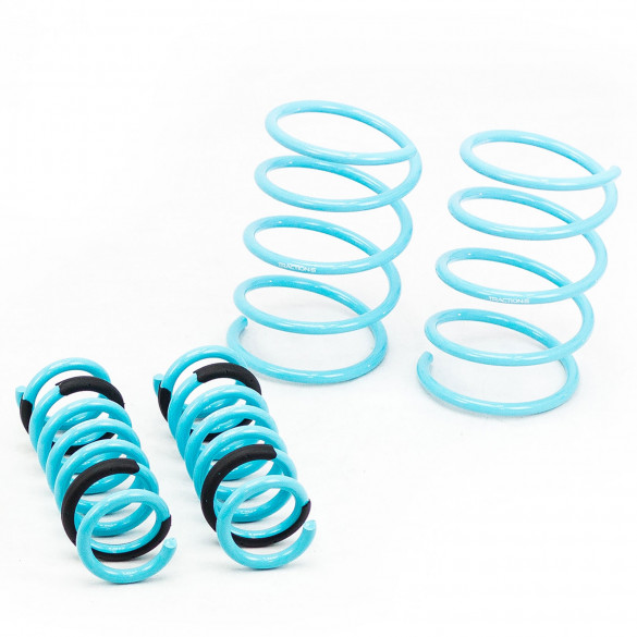 Traction-S™ Performance Lowering Springs For Mercedes-Benz CLK320/CLK350 Coupe(W209) RWD 2003-06