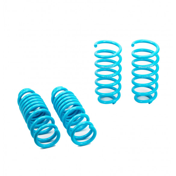 Traction-S™ Performance Lowering Springs For Mercedes-Benz C300 2015-17(RWD)