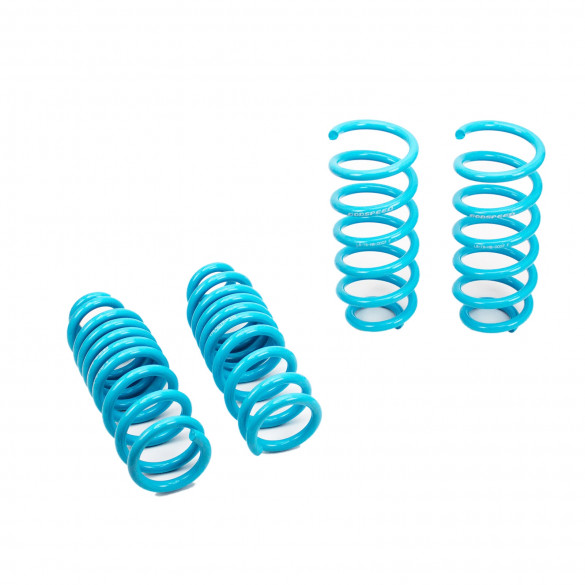 Traction-S™ Performance Lowering Springs For Mercedes-Benz C43 AMG Sedan/C450 AMG (W205) 4MATIC 2015-19