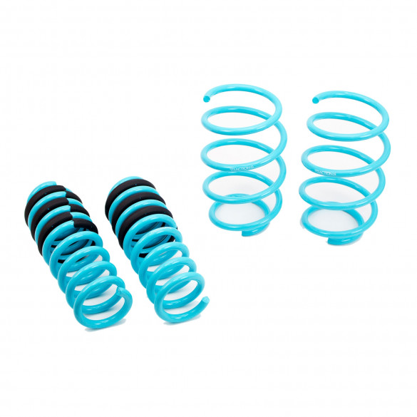 Traction-S™ Performance Lowering Springs For Chevy Camaro SS 2016+UP(RWD)