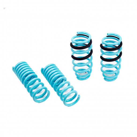 Traction-S™ Performance Lowering Springs For Dodge Challenger  2011-16(V6 RWD)