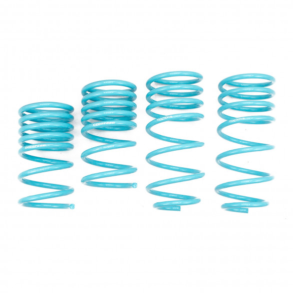 Traction-S™ Performance Lowering Springs For Ford Escape 2001-12