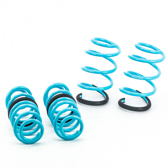 Traction-S™ Performance Lowering Springs For VW Golf(MK7) S/SE/SEL/1.8T 2015+UP
