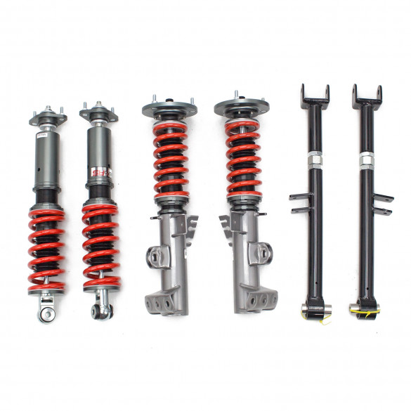 BMW 3-Series (E36) RWD 1992-99 MonoRS Coilovers w/ bucket deleted arms