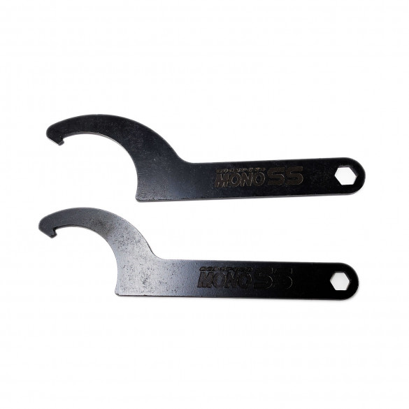 MonoSS / MonoRS Coilovers Wrench Set of 2