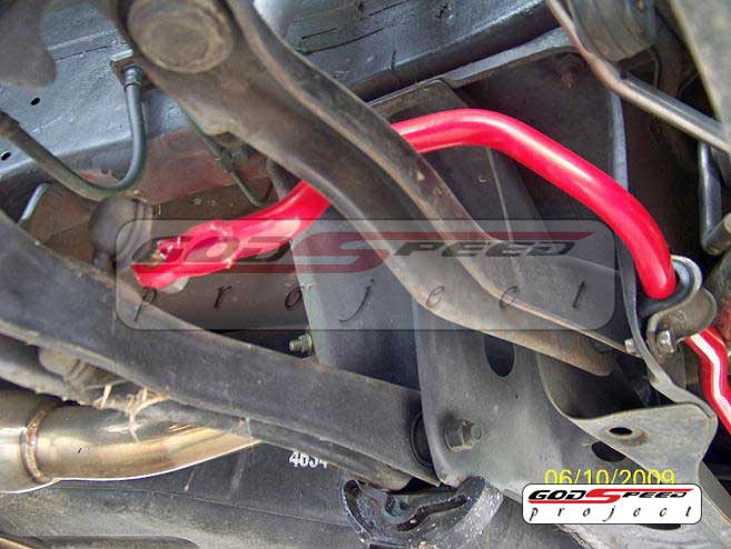 GSX Godspeed Mitsubishi Eclipse 95-99 Adjustable Front Camber Kit Arm RS,GS,GST