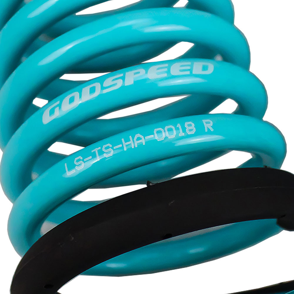 Honda Prelude Coupe 1997 2001 Front Lower Control: Traction-S™ Performance Lowering Springs For Honda Prelude