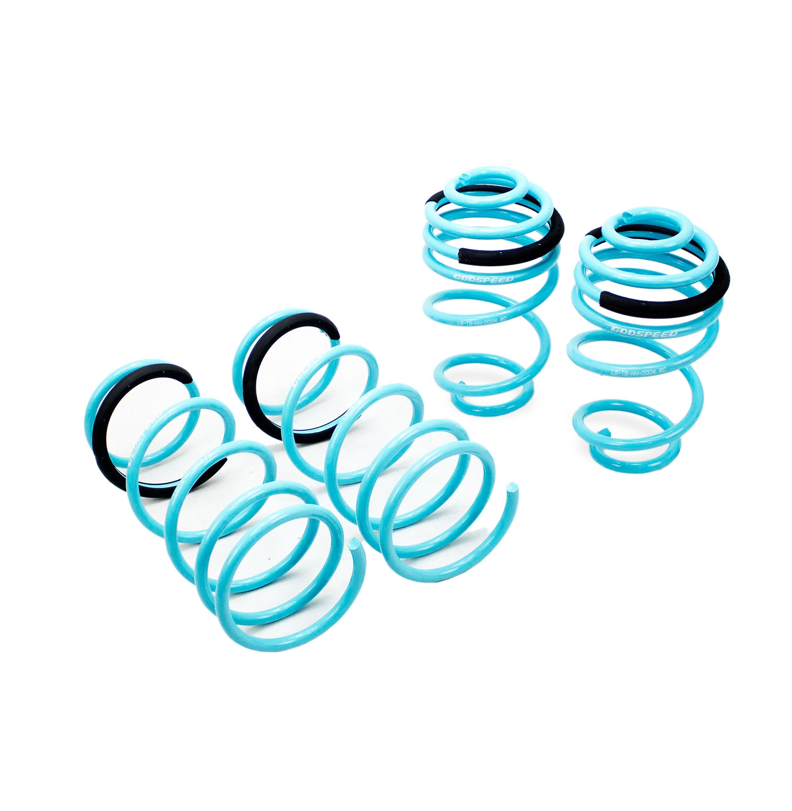 2010 Nissan Versa Suspension: Traction-S™ Performance Lowering Springs For Nissan Versa