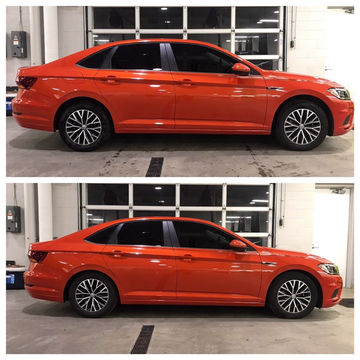 Traction-S™ Performance Lowering Springs For VW Jetta (MK7