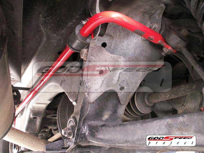 Rear Sway Bar Link >> Mazda Miata 90-97 Rear Sway Bar - Anti-Sway Bar ...