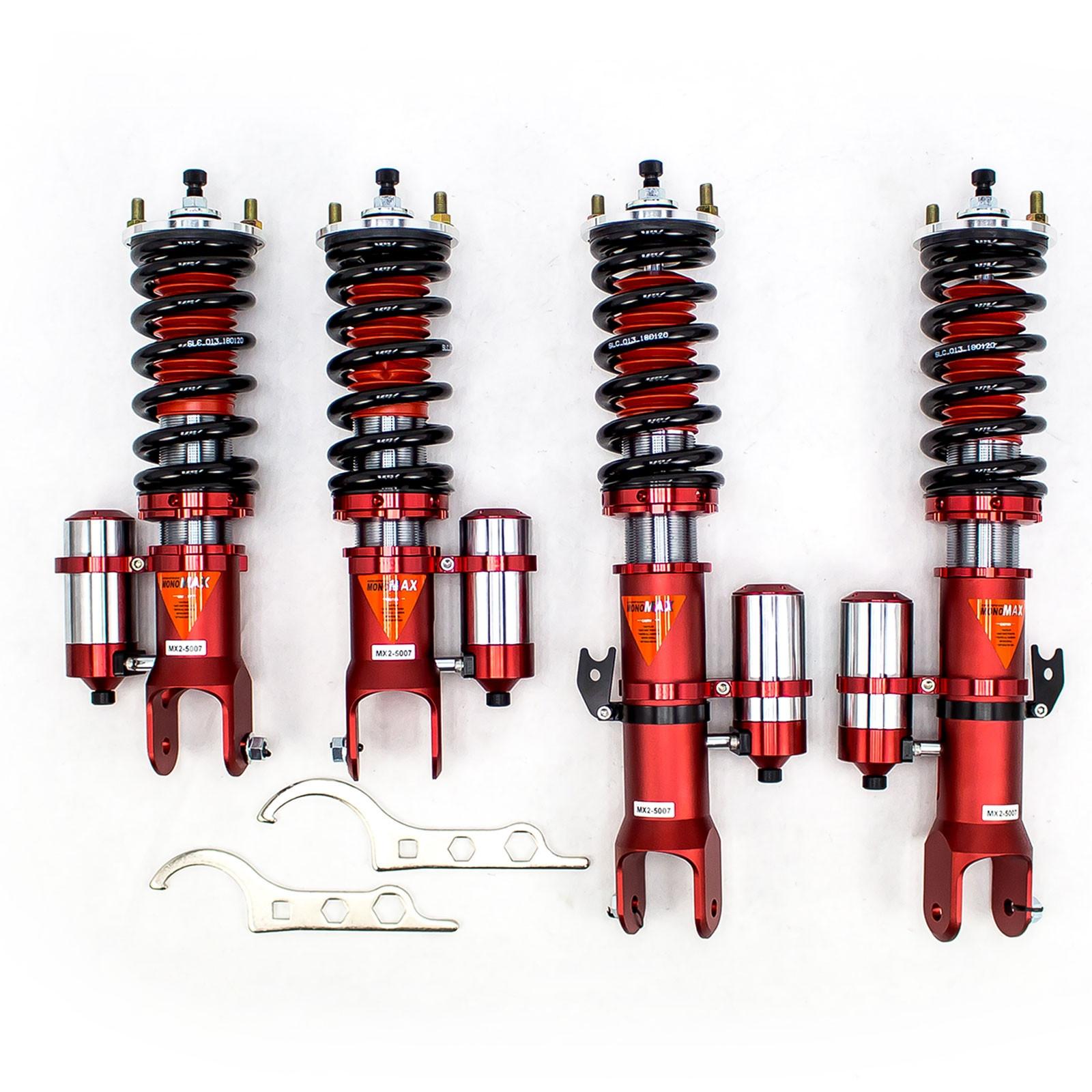 for 00-09 S2000 AP1 AP2 Adjustable Damper Supension Spring Coilovers Shock Strut