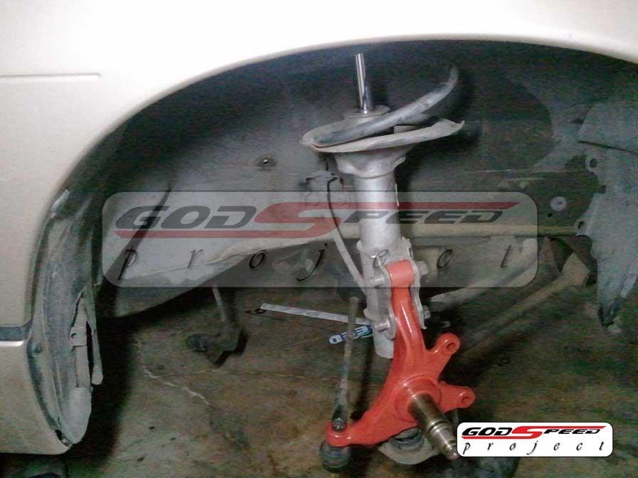 Nissan 240SX S13 S14 89-94 95-98 Massive Angle Steering ...