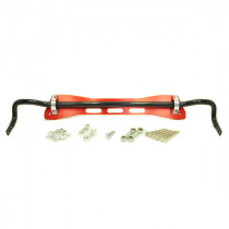 Honda Civic 92-95 (All Models) rear sway bar & subframe brace kit (red)