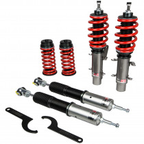 Audi A3 (8L) 1998-03 MonoRS Coilovers (49MM Front Axle Clamp)