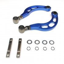 Acura ILX (DE) 2013-21 Gen2 Adjustable Rear Camber Arms Blue