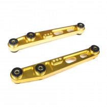 Honda Civic (EG/EH) 1992-95 Gen2 Billet Rear Lower Control Arms Gold