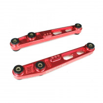 Honda Civic (EG/EH) 1992-95 Gen2 Billet Rear Lower Control Arms Red