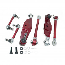 Subaru BRZ (ZC6) 2013-20 Adjustable Front Lower Control Arms With High Angle Tension Rods