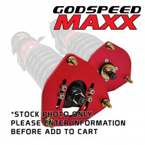 MAXX Coilover Top Mount Plates - Pair