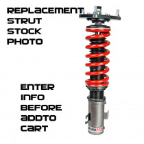 MonoRS Replacement Strut - FRONT