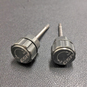 MonoRS Adjustment Knobs - Pair