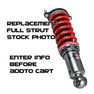 MonoRS Replacement Strut - REAR