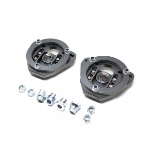 BMW 3-Series/M3 (E90/E92/E93) 2006-11 Adjustable Front Camber & Caster Plates For Coilover System