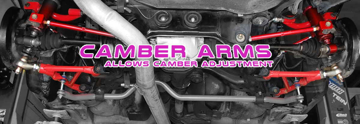 Camber Arms - Click Here For Details