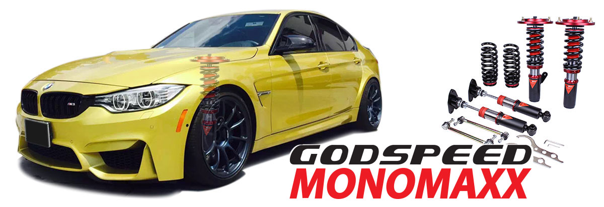 MonoMAX Coilovers Suspension - Click Here For Details